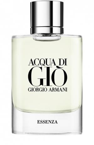 Парфюмерная вода Acqua Di Gio Homme Essenza Giorgio Armani. Цвет: бесцветный