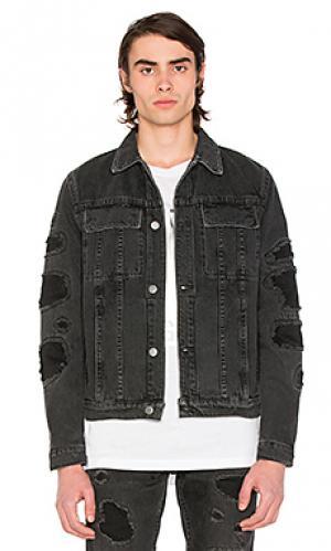 Mr 87 destroy jacket Helmut Lang. Цвет: none