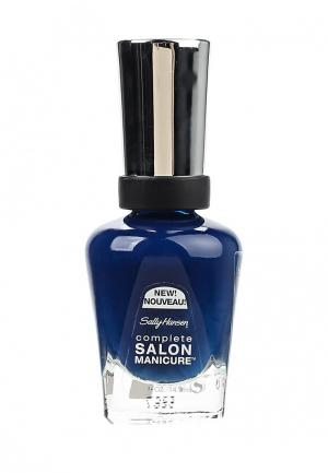 Лак Sally Hansen. Цвет: синий