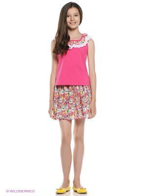 Комплект одежды Kidly. Цвет: розовый