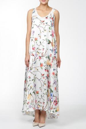 Платье MSW ATELIER. Цвет: белый