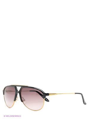 Солнцезащитные очки CARRERA. Цвет: коричневый, золотистый