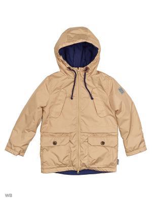 Куртка BOOM. Цвет: темно-бежевый
