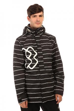 Куртка утепленная  Sb M Jk Beacon Blower Special Blend. Цвет: черный
