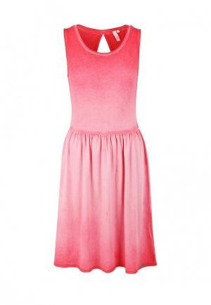 Платье Q/S designed by. Цвет: розовый
