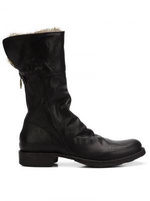 Ботинки Ella Fiorentini +  Baker. Цвет: чёрный