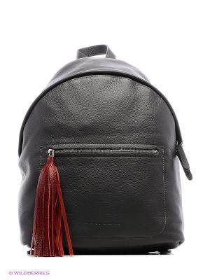 Рюкзак с кистью Avanzo Daziaro. Цвет: серый