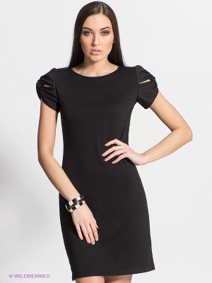 Платье Allezye. Цвет: черный