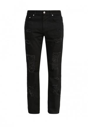 Джинсы Versus Versace. Цвет: черный