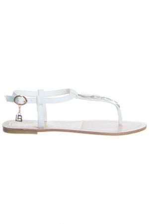 Sandals Laura Biagiotti. Цвет: white