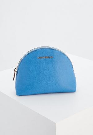 Комплект Coccinelle. Цвет: голубой