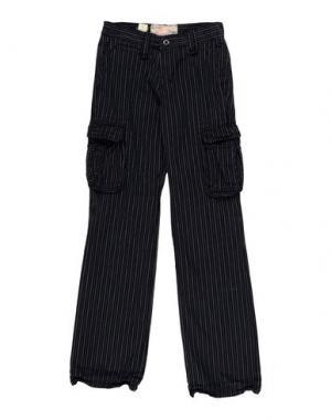 Повседневные брюки SCOTCH & SHRUNK. Цвет: темно-синий