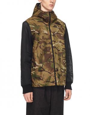 Куртка Christopher Raeburn. Цвет: черный, хаки