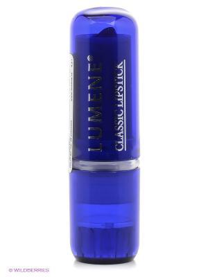 Увлажняющая помада Lumene Classic  №20 Легкое дыхание, 4,5 гр. Цвет: синий