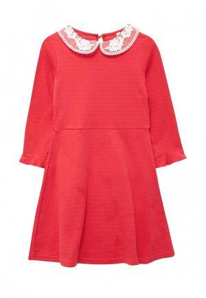 Платье Acoola. Цвет: красный