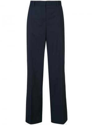 Расклешенные брюки Ps By Paul Smith. Цвет: синий