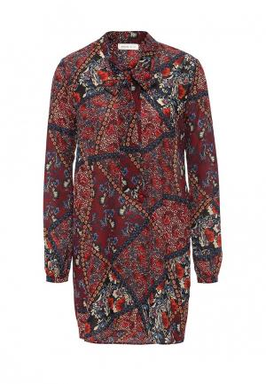Платье Urban Bliss. Цвет: бордовый