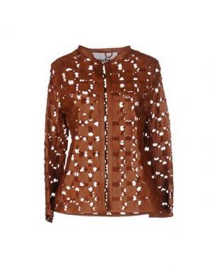 Пиджак CABAN ROMANTIC. Цвет: коричневый