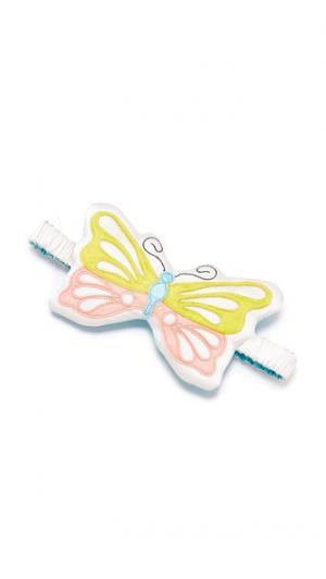 Маска Butterfly Morgan Lane. Цвет: мульти