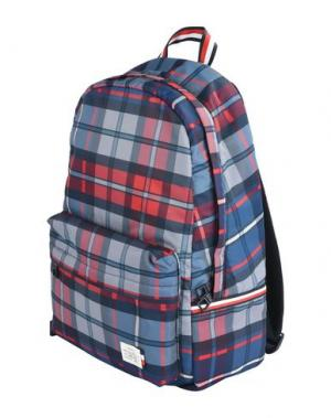 Рюкзаки и сумки на пояс TOMMY HILFIGER. Цвет: красный