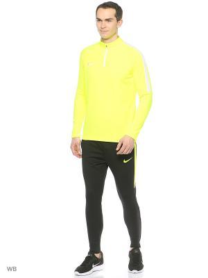 Брюки M NK DRY SQD PANT KPZ Nike. Цвет: черный, серый, желтый