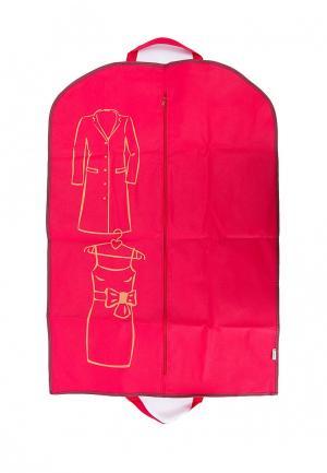 Чехол для одежды Homsu. Цвет: красный