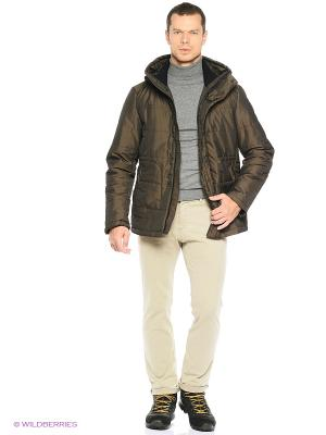 Куртка Grishko. Цвет: бронзовый