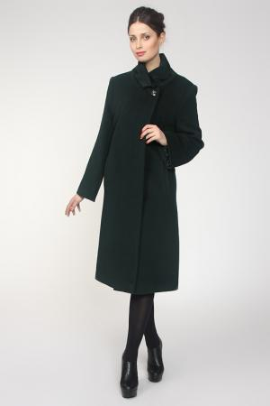 Пальто ELEGANT LADY. Цвет: зеленый
