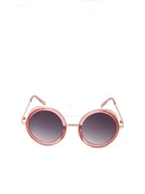 Очки солнцезащитные с поляризацией Mitya Veselkov. Цвет: розовый, золотистый
