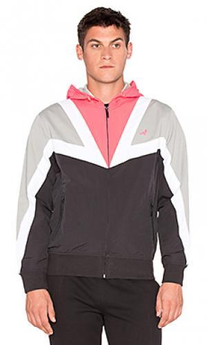 Куртка retro Staple. Цвет: черный