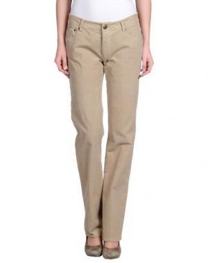 Повседневные брюки MCS MARLBORO CLASSICS. Цвет: песочный