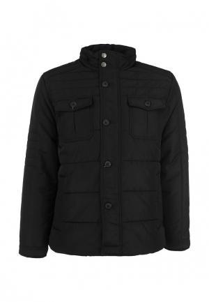 Куртка утепленная Losan. Цвет: черный