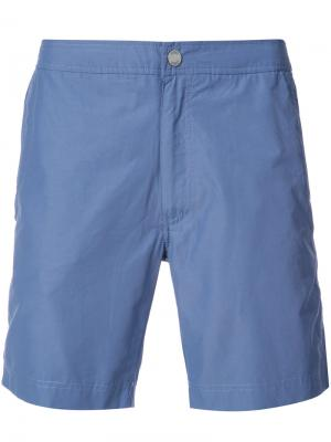 Calder swim trunks Onia. Цвет: синий