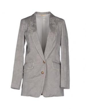 Пиджак TRUE TRADITION. Цвет: серый