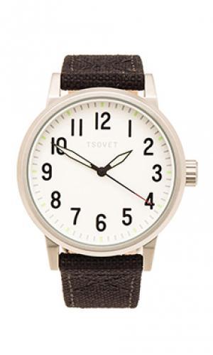 Часы jpt-tf40 Tsovet. Цвет: черный
