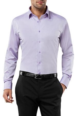 Рубашка Vincenzo Boretti. Цвет: lilac