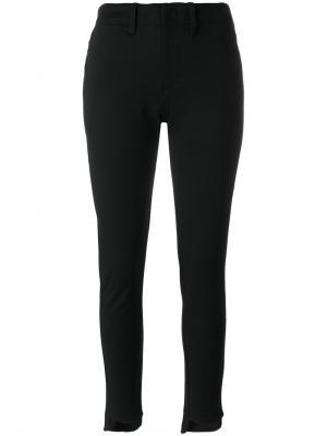 Укороченные брюки Y-3. Цвет: чёрный