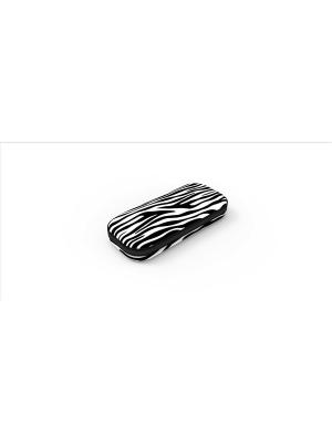 Пенал COLORZ BOX, цвет черно-белый ZIPIT. Цвет: черный, белый