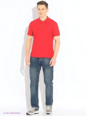 Рубашка Finn Flare. Цвет: красный
