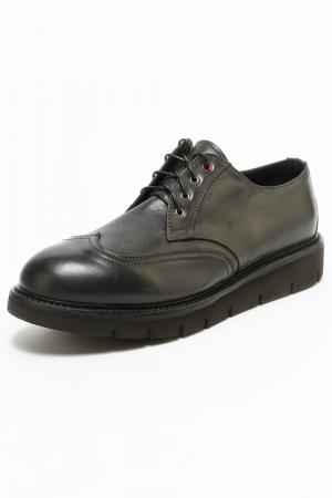 Ботинки Frankie Morello. Цвет: темно-серый