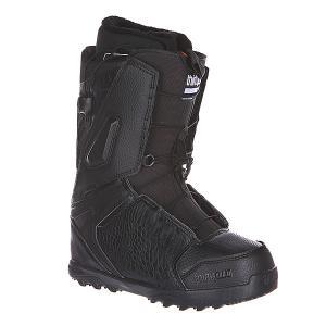 Ботинки для сноуборда женские  Lashed Ft Ws 14 Black Thirty Two. Цвет: черный