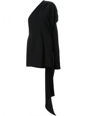 Платье Scarf halter Gareth Pugh. Цвет: чёрный
