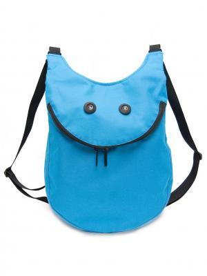 Рюкзак Smile L Лазурный NYK. Цвет: лазурный