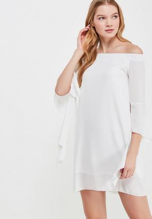 Платье Massimiliano Bini. Цвет: белый