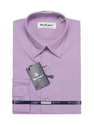 Рубашка Sky Lake. Цвет: сиреневый