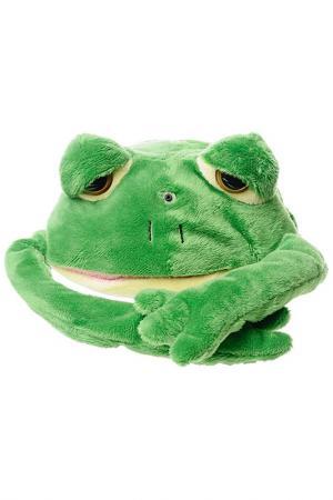 Смеющаяся лягушка, мягкая CHERICOLE. Цвет: зеленый