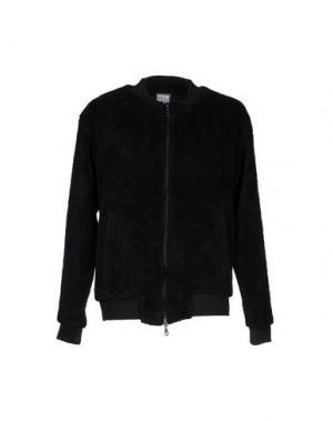 Куртка C.Y.H. CLAP YOUR HAND. Цвет: черный