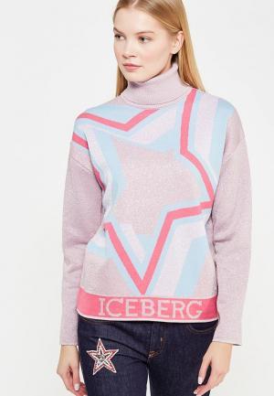 Свитер Iceberg. Цвет: розовый