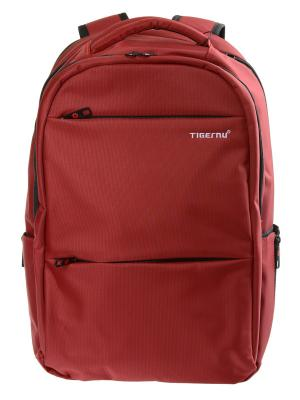 Городской рюкзак T-B3032A Tigernu. Цвет: бордовый