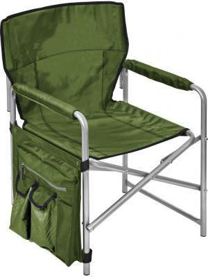 Кресло складное, с карманами. Nika. Цвет: хаки